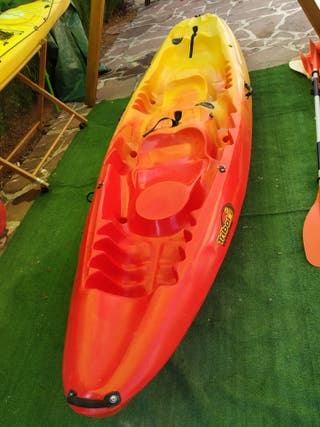 Kayak dos/tres plazas