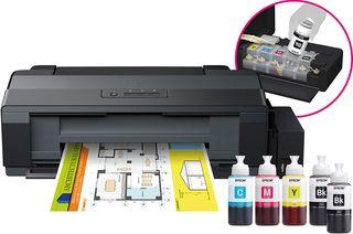 Impresora Color A3+ - Epson EcoTank ET-14000