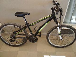 "bicicleta 24"" Conor WRC Pro Junior"