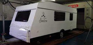 Caravana Sun roller 3 ambientes