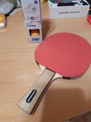 pala de ping pong