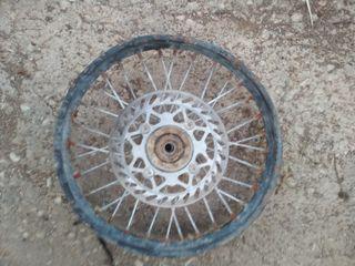llanta pitbike 125
