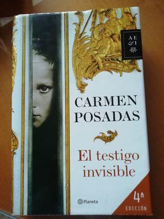 El testigo invisible. Carmen Posadas.