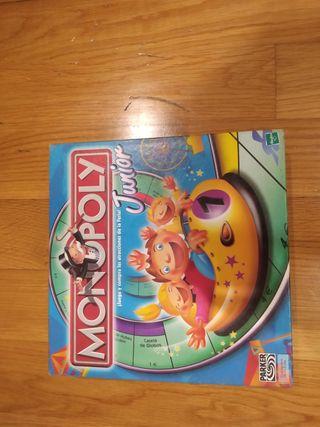 Monopoly Junior + Twister