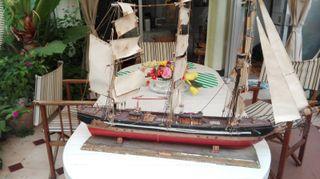 Barco Fragata Española del Siglo XVIII (1780)