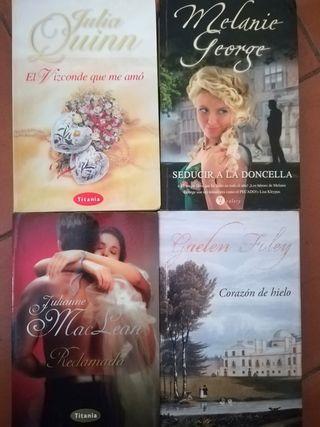 Novela Romántica Historica
