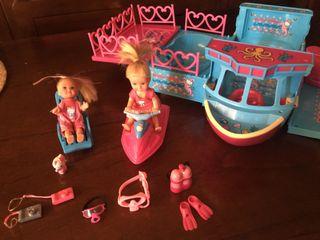 Barco de Hello Kitty