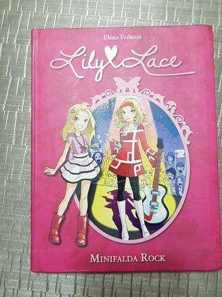 Lily y Lace.Minifalda rock