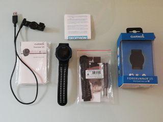 Reloj con GPS y pulsometro Garmin Forerunner 225