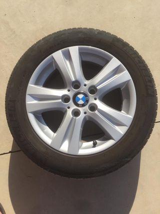 Llantas bmw 16 con neumáticos 205/55 r16 91v