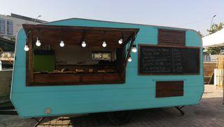 Food truck caravana alquiler y venta