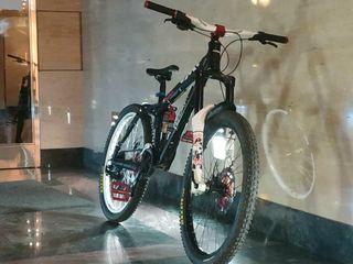 bici de descenso/freeride/enduro