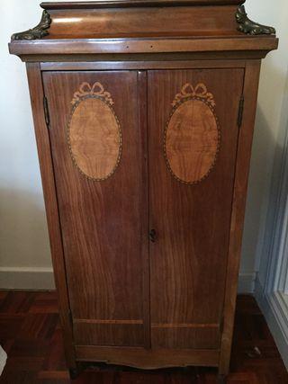 Mueble de Gramola