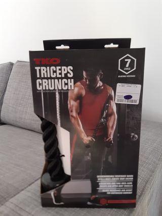 Gomas Triceps