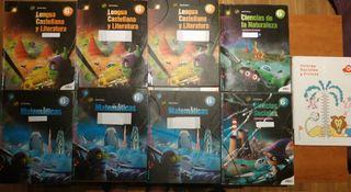 Libros de texto 6° de primaria Editorial EDELVIVES