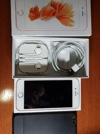 Iphone 6S 64gb Rosa Oro