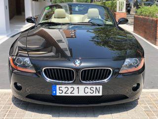 BMW Z4 2004 70.000 kilómetros