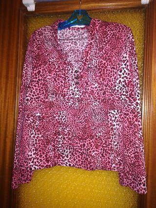 Camiseta o blusa mujer talla 46