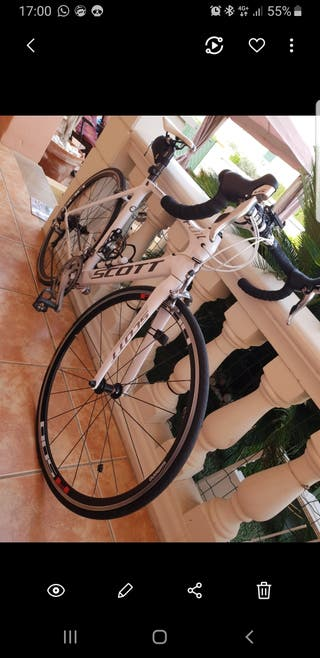 Bicicletas carretera scott Foil 40.