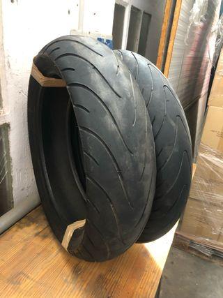 Neumáticos moto Michelin