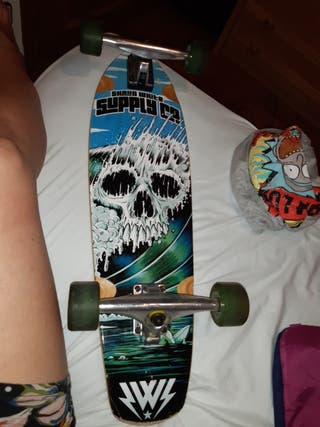 Long Board Nueva shawn white Supply Co