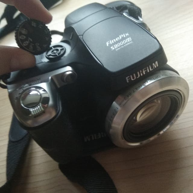 Fujifilm CAMERA & leader bag