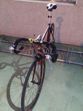 Bicicleta Trek clasica (580) restaurada