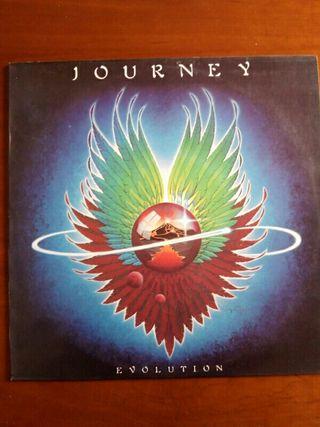 Journey - Evolution - Disco vinilo