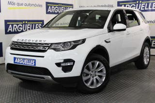Land-Rover Discovery Sport 2.0 Td4 AUT 4x4 HSE 7 PLAZAS