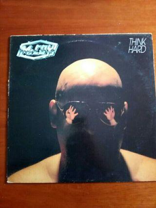 McCoy - Think Hard - Disco vinilo