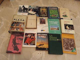 2 libros x5€