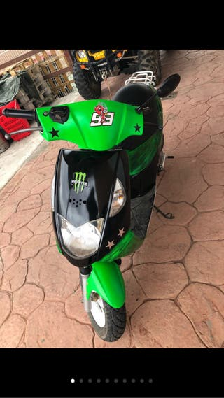 Se vende scooter daelim 50cc