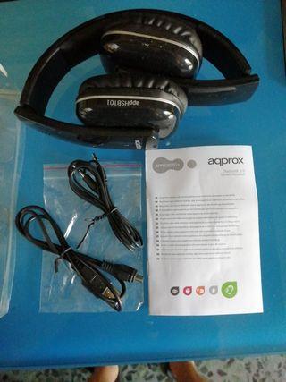 Auricular ligero inalambrico Bluetooth APPHSBT01x