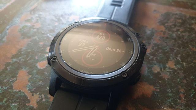 RELOJ GARMIN FÉNIX 5X PLUS ZAFIRO GPS
