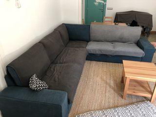 "Sofá Ikea ""KIVIK 4 plazas + esquinera"""
