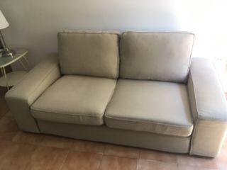 Sofá KIVIK de IKEA de 2 plazas (190 cm)
