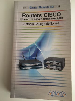 Routers Cisco ISBN 9788441526402