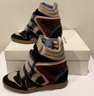 Sneakers Isabel Marant originales talla 37 Eur