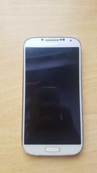 Samsung Galaxy S4 con cristal protector
