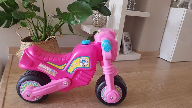 Molto moto correpasillos niña rosa