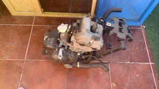Motor Aprilia rs4