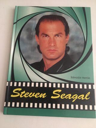 Libro Tapa Dura Steven Seagal