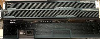 Cisco Router 2900 Series, Cisco ASA 5510 firewall