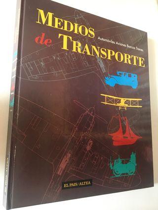 Libro Medios de transporte