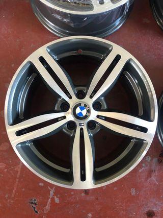 "Llantas BMW M6 18"""