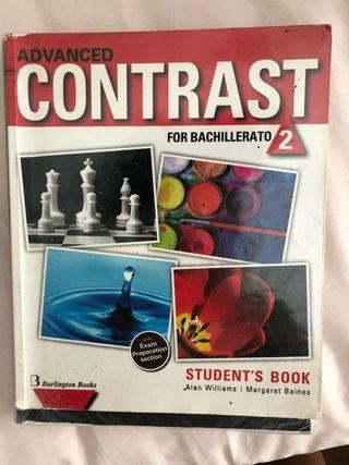 Libro 2 Bachiller Inglés, Advanced Contrast