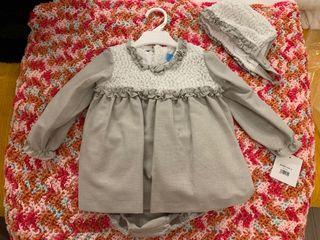 Conjunto nuevo niña 2 años Tartaleta