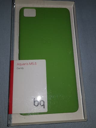 funda BQ aquaris M5.5