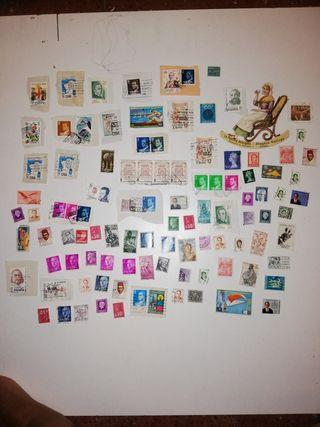 lote de sellos