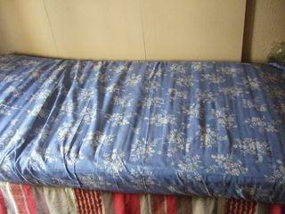 Cama juvenil, colchón y somier